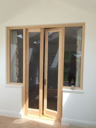 Custom made doors/windows
