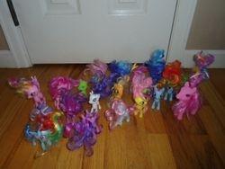 Grab Bag- My Little Ponies - $10