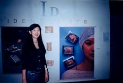 'Identiparts', Redgate Gallery, Beijing, China, Mask Vs. Face exhibition, 2001