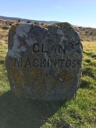 Clan McIntosh Marker