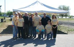 ALD Board Members and Dr. Moser