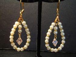 Pink Diamonds & Pearls (Item #3121)  $7.50