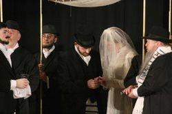 Taking their vows 1