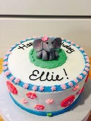 Custom Elephant cake