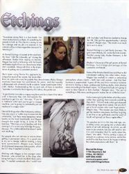 Our Feature in Pain Magazine