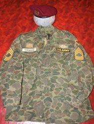 Advisor Team 51, 42 ARVN Rangers