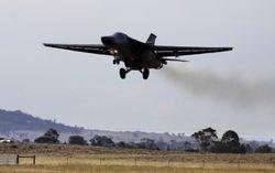 F1-11 Landing