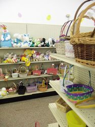 Easter Merchandise