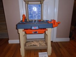 Step 2 Real Projects Workshop (workbench) - $40