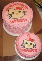 Hello Kitty 1st Birthday