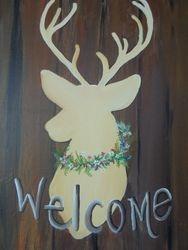 Welcome Deer