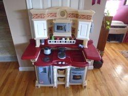 Step 2 LifeStyle PartyTime Kitchen - $90