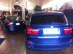 Work on BMW