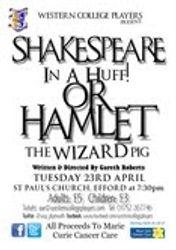 Hamlet the Wizard Pig