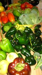 Peppers and more