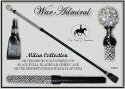 War Admiral Milan Cane $220 + Post