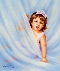 Baby portrait / 2000