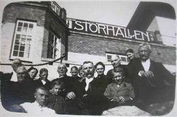 Hotell Storhallen 1925