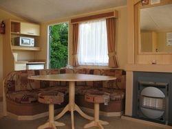 Caravan 00 - Parkers Farm Cottages & Caravans, Ashburton, Devon