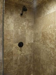 Master Shower Interior
