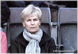 Hana Berdych, mother of Tomas Berdych