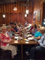 Great lunch at Cattlemen's Restaurant