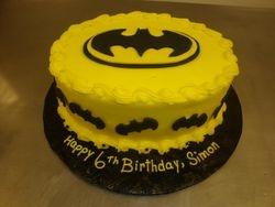 12 serving batman $55