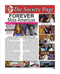 The Society Page en Espanol LOCAL NEWS
