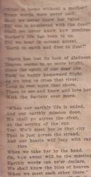 Pheasant, Mary Ann - Part 2