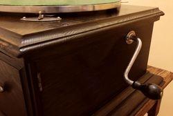 HMV58_006 Winding handle