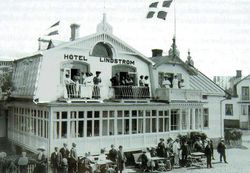 Hotell Lindstrom 1920