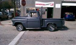 59.55 chevy truck