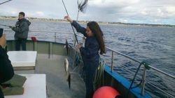 fishing in Ireland galway mackerl