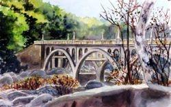 Kayweah Bridge, Three Rivers