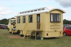 A showmans living van