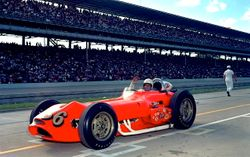 1963 Kurtis 500K      Jim Hurtubise