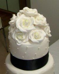 White Roses Boquet