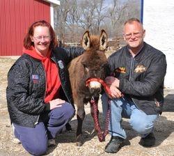Dorothy, Ken and Alexx - family photo