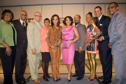 The 2010 awardees and presenters