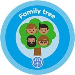 Rainbow Family Tree 2018