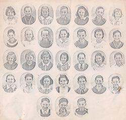 Bowers School Class Photo