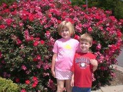 Emma and Carter Herman