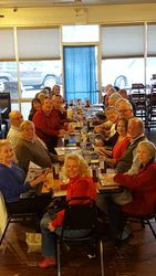 Sr 2017 Christmas Lunch @ Trading Post