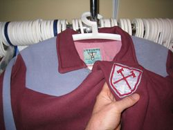 Bobby Moore Tracksuit top
