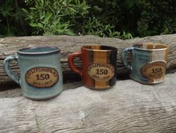 Sesquicentennial Mugs for Philisburg