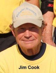 Jim Cook -  League Web Director