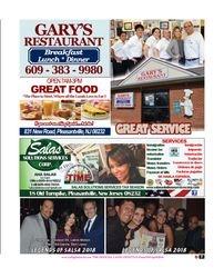 Gary's Restaurant , Ana Salas Solutions