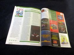 Page Spread with Advertisement for Autistic Reality Podcast in Starburst Magazine #475: The Mandalorian Collectors¿ Edition at The Wombatorium 2.0: A Capital Idea