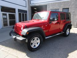 2014 JEEP WRANGLER UNLIMITED $24,900