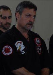 Sebastiano Urzi 3rd Black (Italy) American kenpo